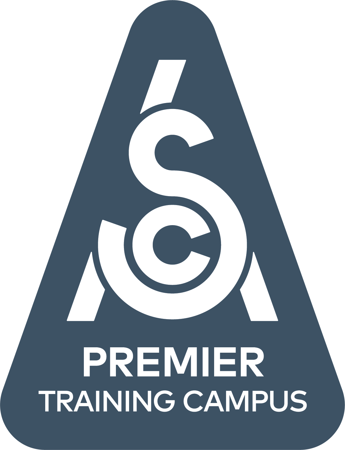 Premier Training Campus Mark - stone