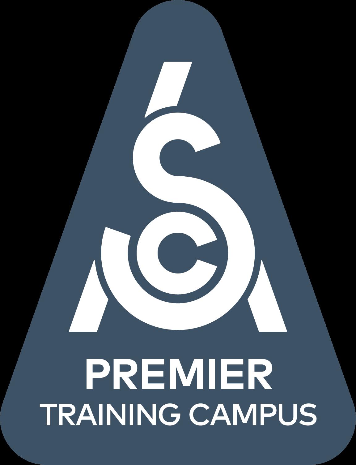 Premier Training Campus Mark - stone